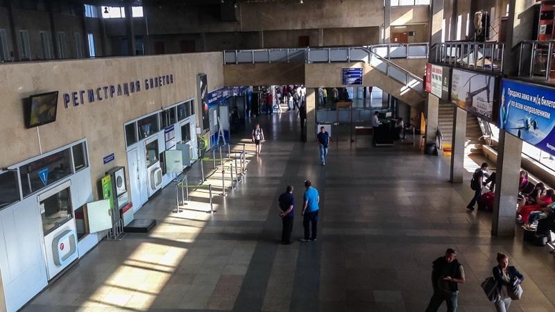 онлайн табло аэропорта Абакан