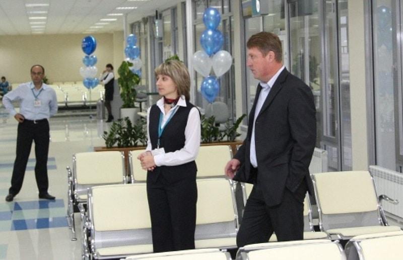 Официальный сайт аэропорта Хабаровскаовска7