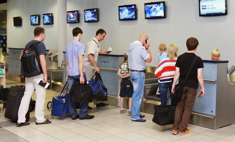 Онлайн-регистрация на рейс Уральских Авиалиний