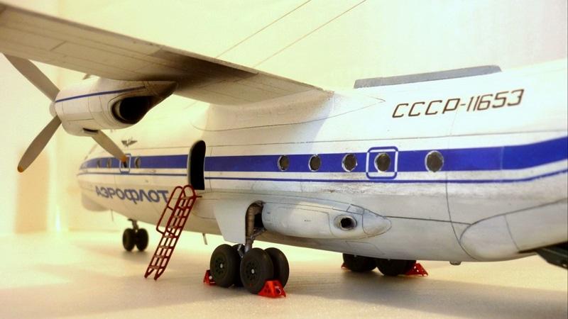 фото самолета Ан-72