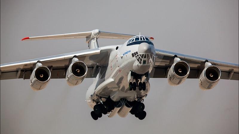 грузоподъемность Ил-76