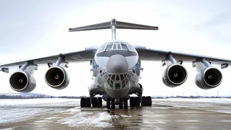 ТТХ Ил-76