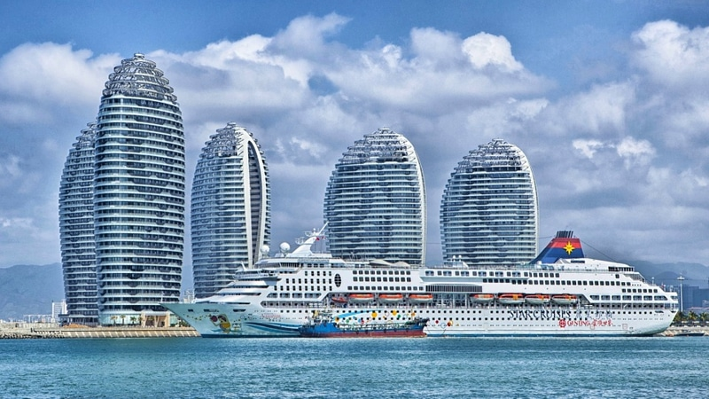 когда лучше ехать отдыхать в Китай на море
