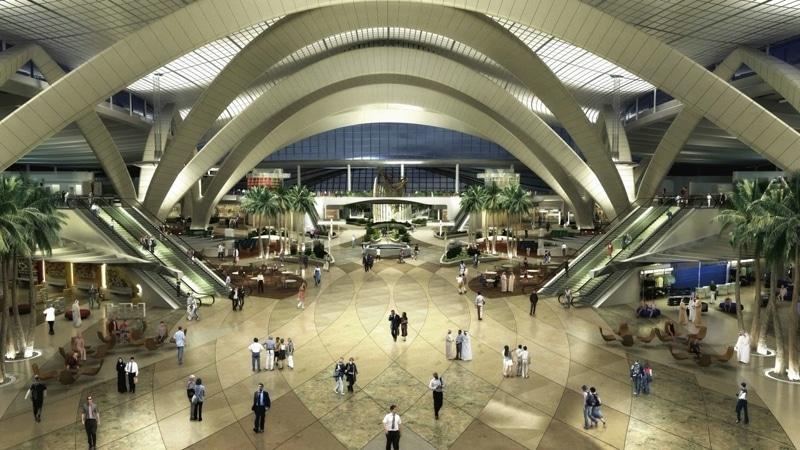 транзитная зона аэропорта Абу-Даби