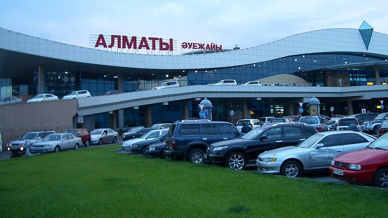 аэропорт Алматы онлайн-табло прилета и вылета