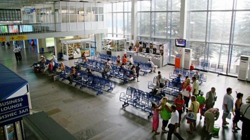 аэропорт Витязево в Анапе