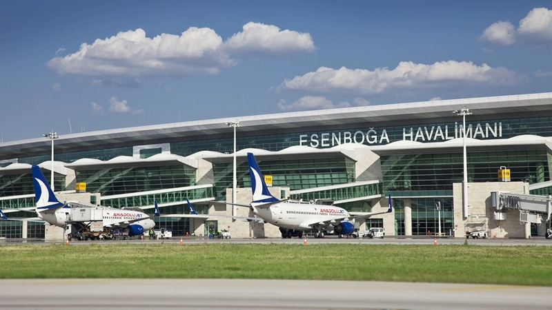 аэропорт Анкара онлайн-табло вылета и прилета