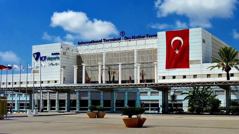 аэропорт Анталья онлайн-табло вылета и прилета