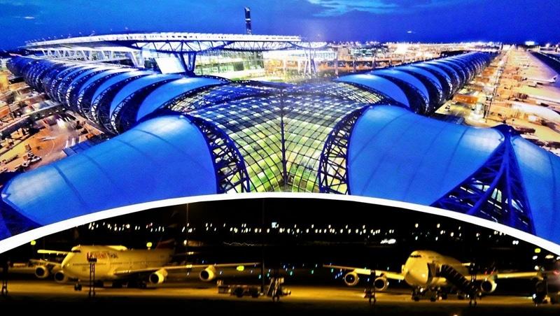аэропорт Бангкока Суварнабхуми официальный сайт на русском