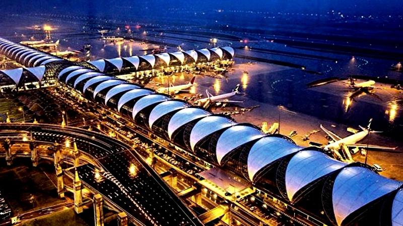 аэропорт Бангкока Суварнабхуми онлайн-табло прилета и вылета