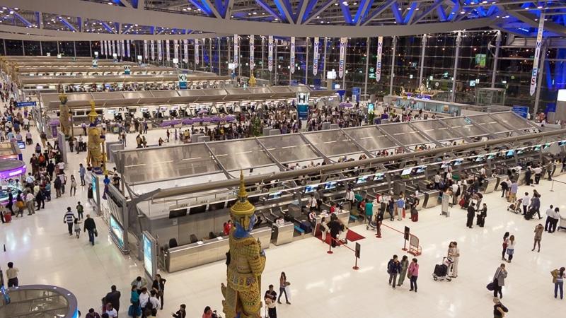 сколько аэропортов в Бангкоке