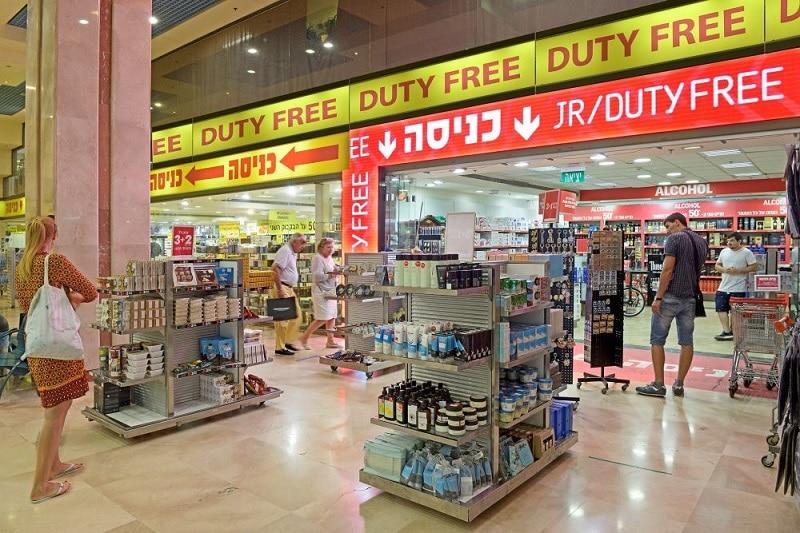 Аэропорт Хайфа Израиль