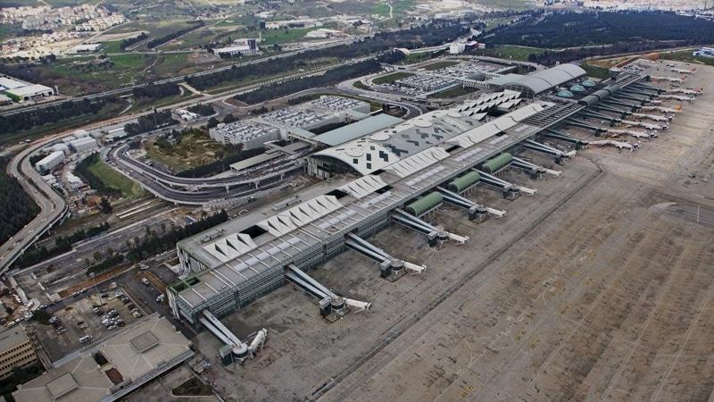 аэропорт Измир онлайн-табло