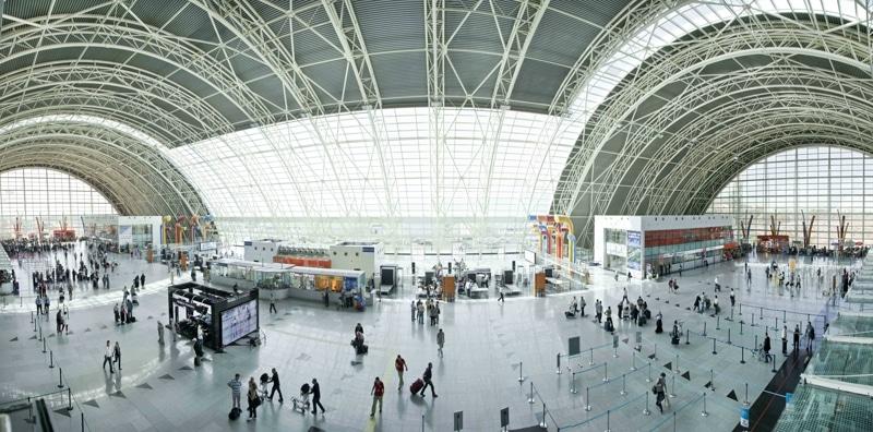 аэропорт Аднан Мендерес