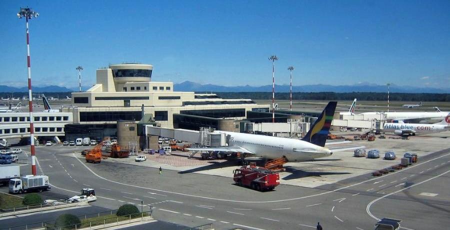 аэропорт Милана Мальпенса онлайн-табло вылета и прилета