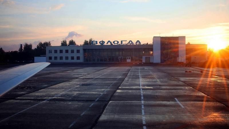 расписание рейсов аэропорта Вологды