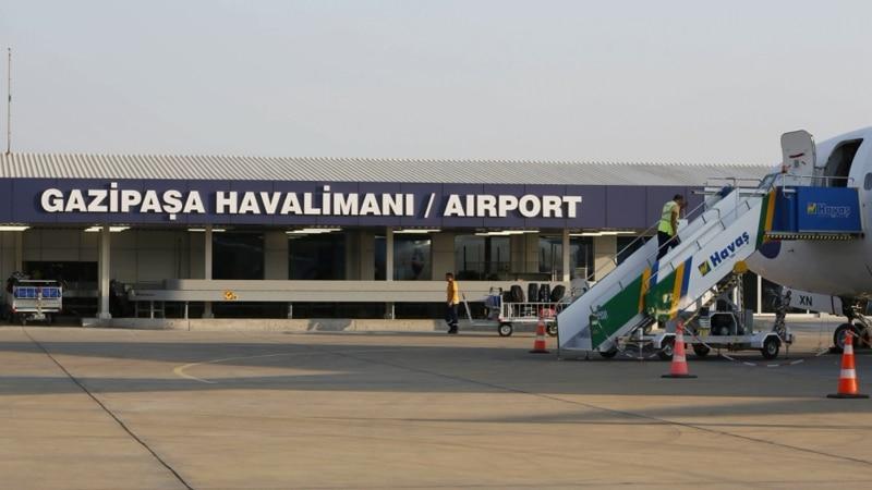 где находится аэропорт Газипаша