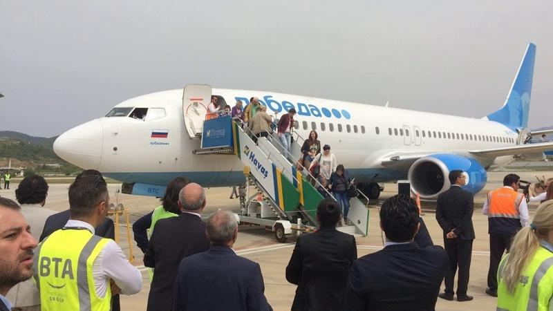 официальный сайт аэропорта Газипаша Алания