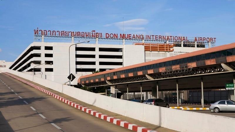 Как доехать из аэропорта Бангкока в Бангкок