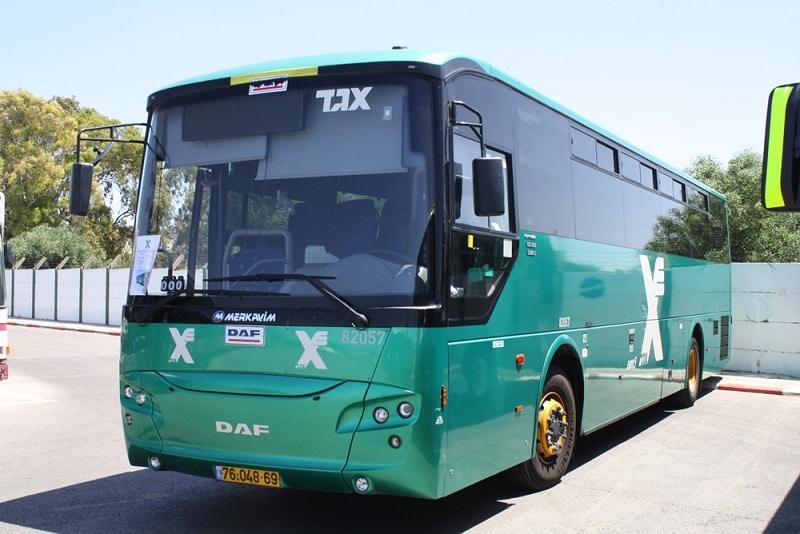 Добраться из аэропорта Тель-Авива в центр города