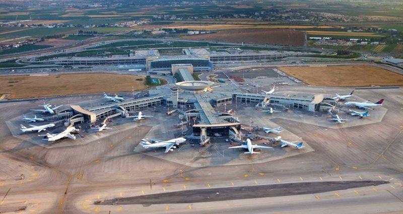 доехать из Иерусалима до аэропорта Бен-Гурион