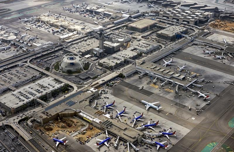 официальный сайт аэропорта Лос-Анджелеса