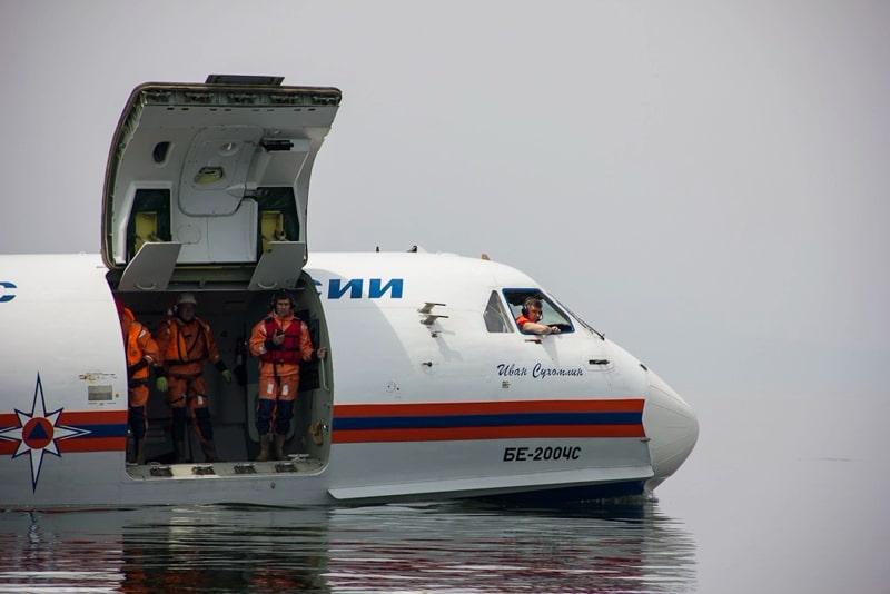 технические характеристики Бе-200