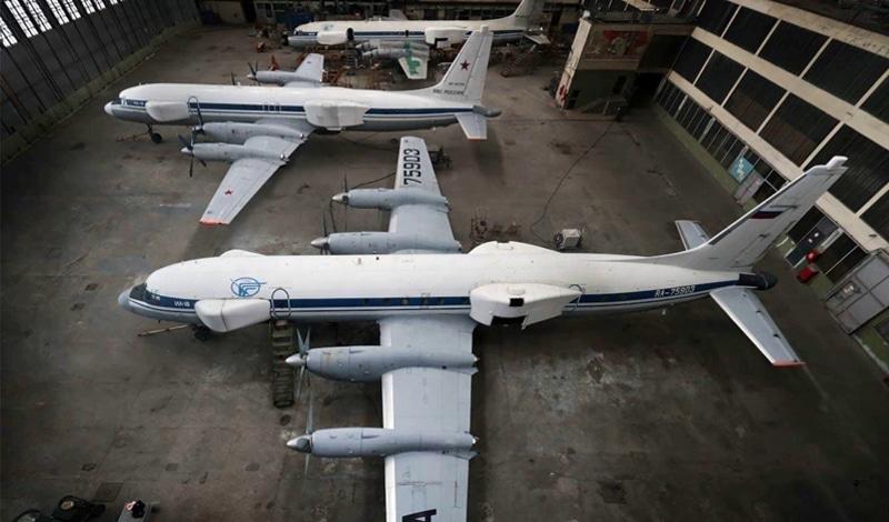 технические характеристики Ил-18