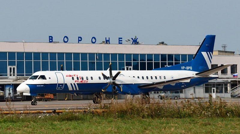 Сколько лететь до Воронежа из Москвы