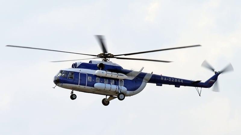 вертолет Ми-6 фото