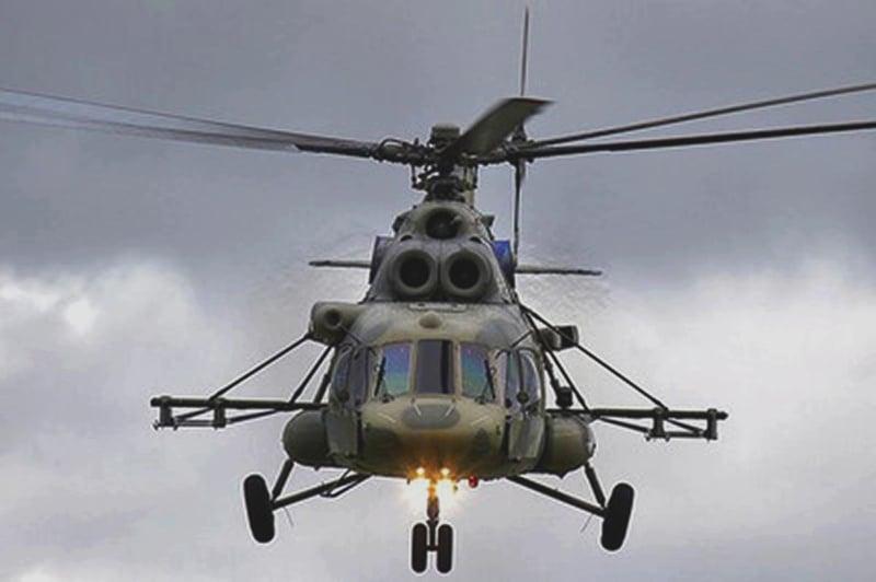 технические характеристики вертолета Ми-6