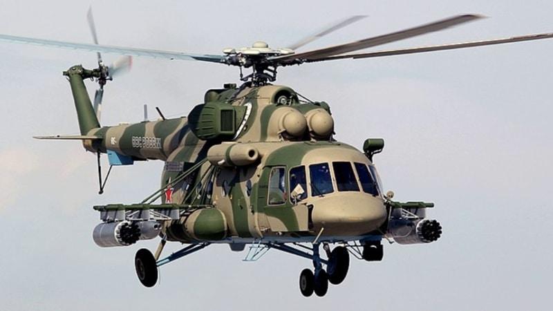 катастрофы вертолетов Ми-6