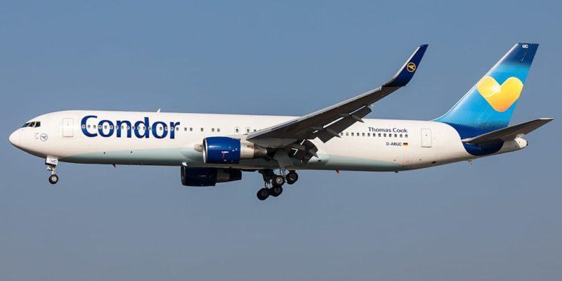 Авиакомпания Condor