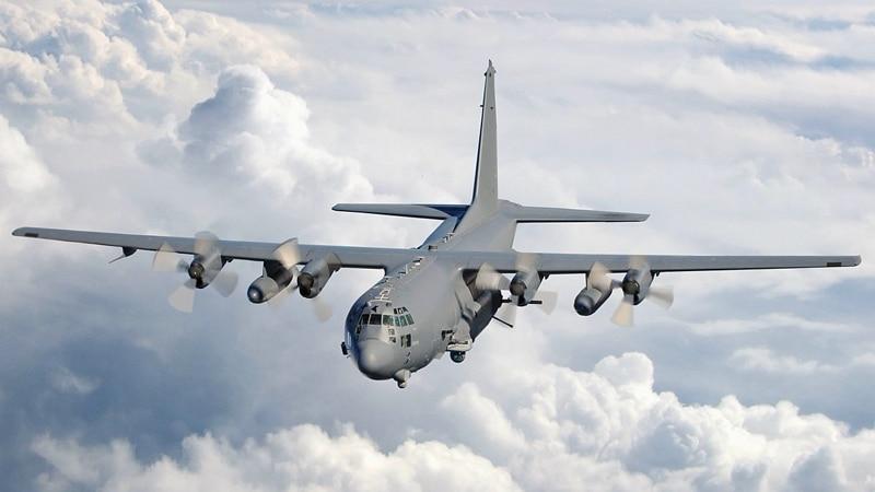 самолет AC-130