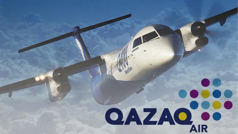 Qazaq Air официальный сайт