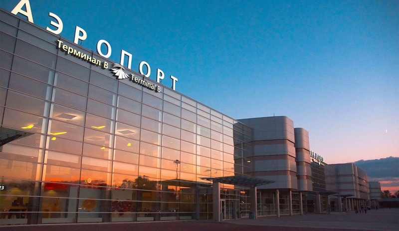 аэропорт Кольцово онлайн-табло вылета и прилета
