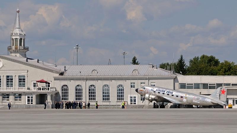 официальный сайт аэропорта Кольцово