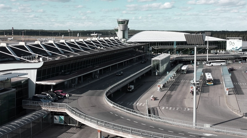 отель в аэропорту Хельсинки