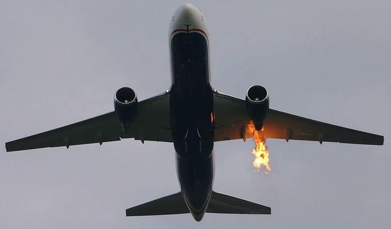 крушение Ту-154 под Иркутском в 1994 году