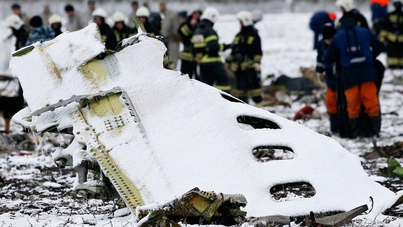 катастрофа Ту-154 под Красноярском