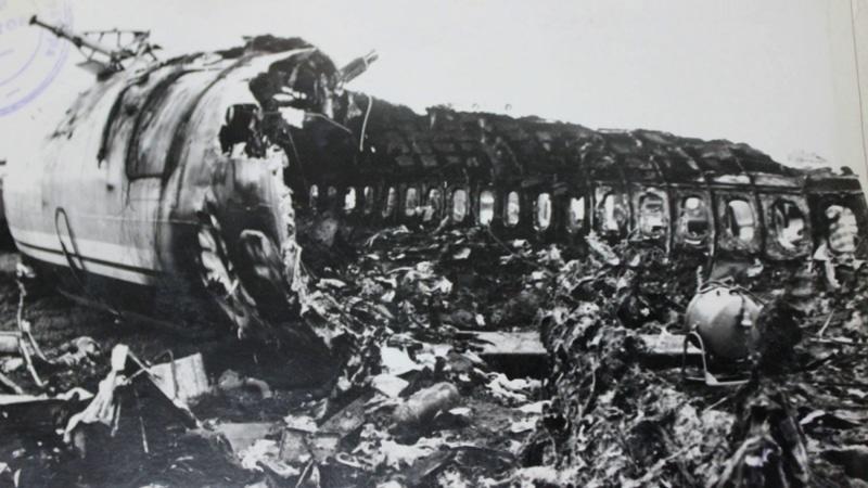 крушение Ту-154 в Омске