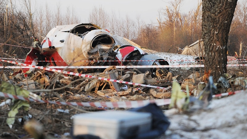 катастрофа Ту-154 в Смоленске