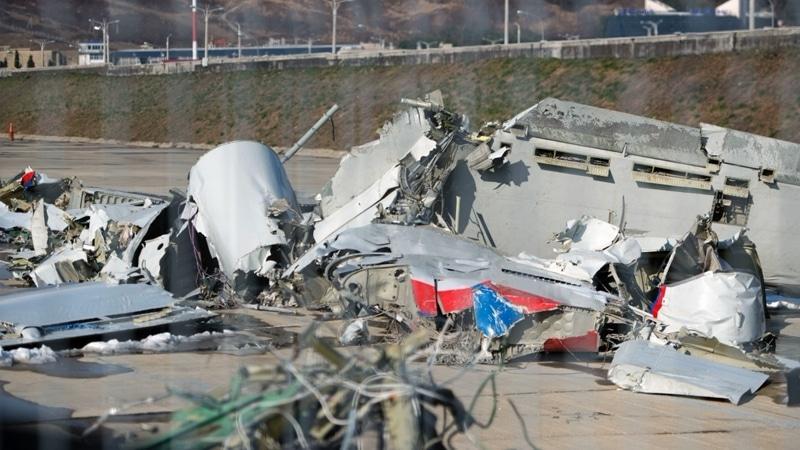 авиакатастрофа Ту-154 над Черным морем