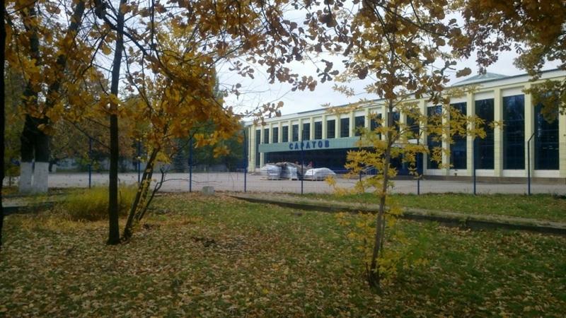 аэропорт Сабуровка Саратов