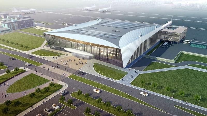 строительство аэропорта в Саратове