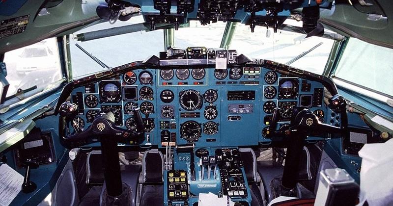 крейсерская скорость самолета Ту-154