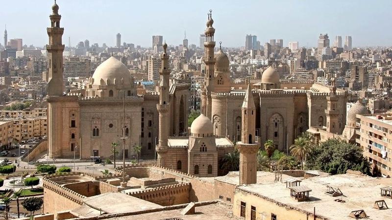 время полета Москва - Каир