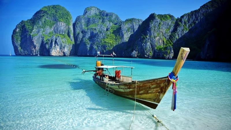 время полета Сургут - Пхукет (Таиланд)