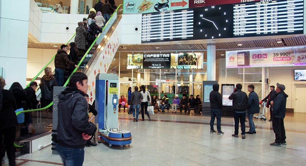 Телефон справочной аэропорта Астана
