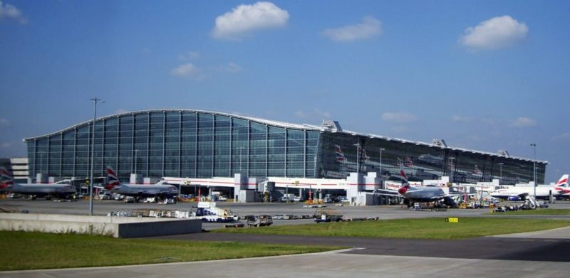 Код аэропорта